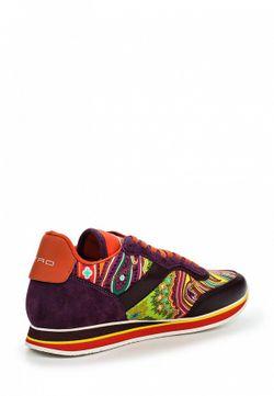Кроссовки Etro                                                                                                              многоцветный цвет