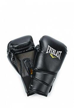 Перчатки Боксерские Everlast                                                                                                              черный цвет