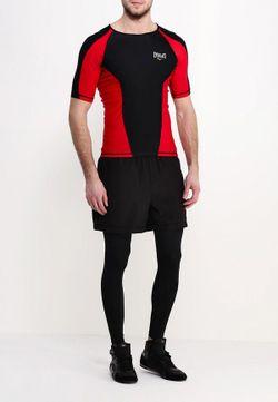 Футболка Спортивная Everlast                                                                                                              красный цвет