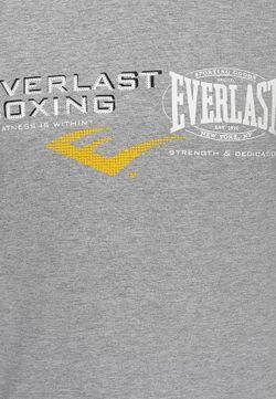 Футболка Everlast                                                                                                              серый цвет