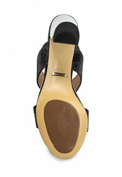 Сабо Evita                                                                                                              чёрный цвет