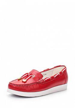 Мокасины Evita                                                                                                              красный цвет