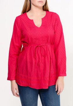 Блуза Evans                                                                                                              розовый цвет