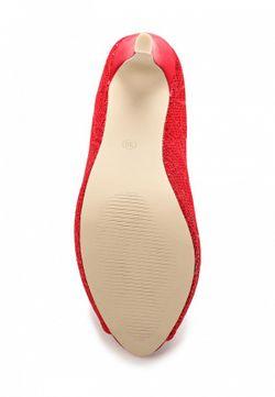 Туфли Exquily                                                                                                              красный цвет