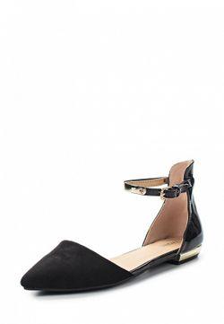 Туфли Exquily                                                                                                              черный цвет