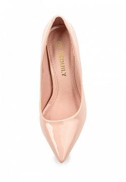 Туфли Exquily                                                                                                              розовый цвет