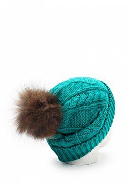 Шапка Fabretti                                                                                                              зелёный цвет