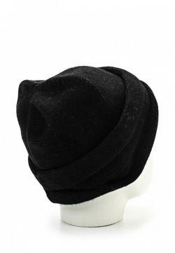 Комплект Шапка И Шарф Fabretti                                                                                                              чёрный цвет