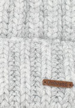 Шапка Fabretti                                                                                                              серый цвет