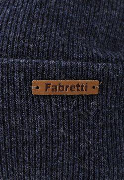 Шапка Fabretti                                                                                                              синий цвет