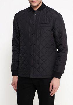 Куртка Утепленная Fat Moose                                                                                                              черный цвет
