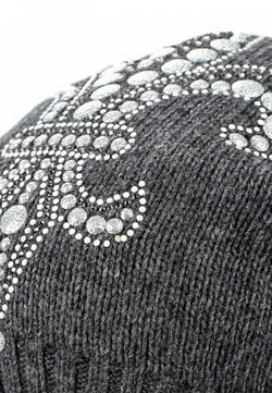 Шапка Fete                                                                                                              серый цвет