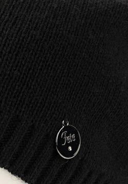 Шапка Fete                                                                                                              черный цвет