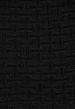 Шарф Fete                                                                                                              чёрный цвет