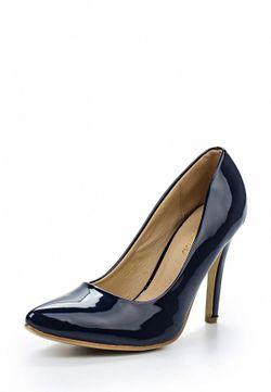 Туфли Fersini                                                                                                              синий цвет