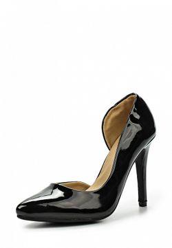 Туфли Fersini                                                                                                              черный цвет