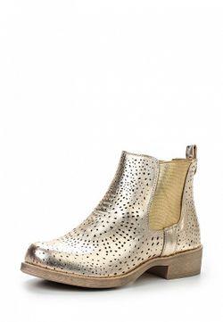Ботинки Fersini                                                                                                              золотой цвет