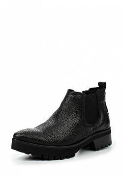 Ботинки Felmini                                                                                                              чёрный цвет