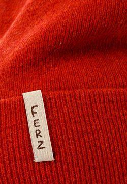 Шапка Ferz                                                                                                              красный цвет