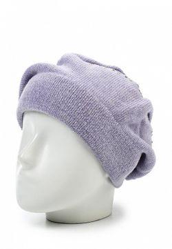 Комплект Шапка И Шарф Ferz                                                                                                              фиолетовый цвет