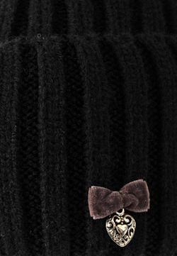 Комплект Шапка И Шарф Ferz                                                                                                              чёрный цвет