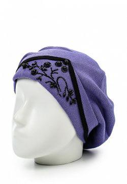 Берет Ferz                                                                                                              фиолетовый цвет