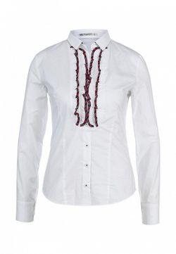 Блуза F5                                                                                                              белый цвет