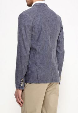 Пиджак Finn Flare                                                                                                              синий цвет