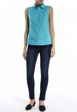 Блуза Finn Flare                                                                                                              голубой цвет