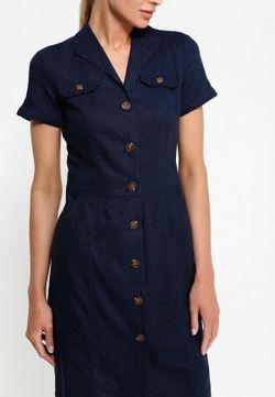 Платье Finn Flare                                                                                                              синий цвет
