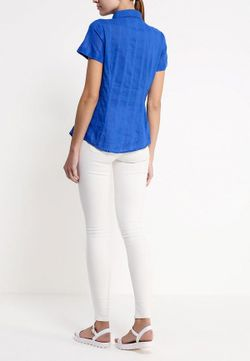 Блуза Finn Flare                                                                                                              синий цвет