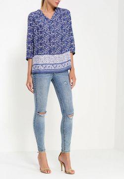 Рубашка Finn Flare                                                                                                              синий цвет