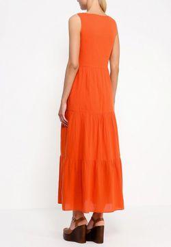 Платье Finn Flare                                                                                                              оранжевый цвет