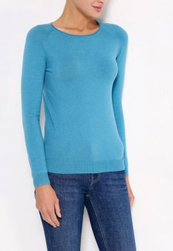 Джемпер Finn Flare                                                                                                              голубой цвет