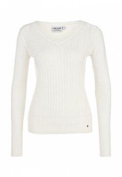 Пуловер Finn Flare                                                                                                              Молочный цвет