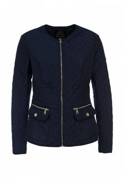 Куртка Утепленная Finn Flare                                                                                                              синий цвет