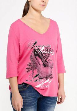 Лонгслив Fiorella Rubino                                                                                                              розовый цвет