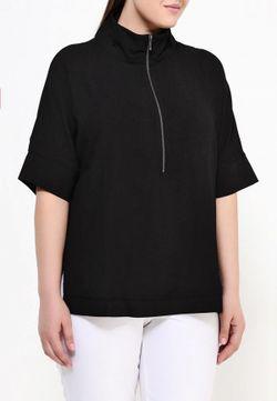 Блуза Fiorella Rubino                                                                                                              черный цвет