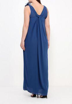 Платье Fiorella Rubino                                                                                                              синий цвет
