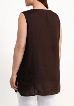 Туника Fiorella Rubino                                                                                                              коричневый цвет