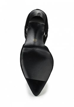 Босоножки Fiori&Spine                                                                                                              чёрный цвет