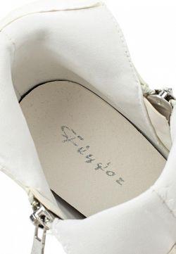 Ботильоны Flyfor                                                                                                              белый цвет