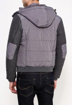 Куртка Утепленная Forex                                                                                                              серый цвет