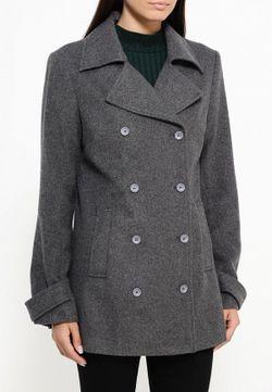 Пальто Fornarina                                                                                                              серый цвет