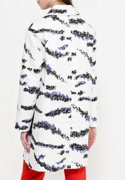 Пальто French Connection                                                                                                              многоцветный цвет