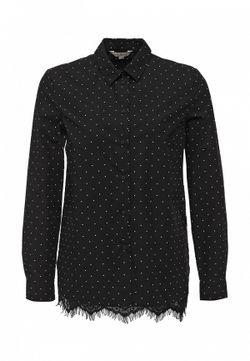 Рубашка French Connection                                                                                                              черный цвет