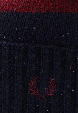 Шапка Fred Perry                                                                                                              синий цвет