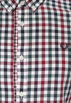 Рубашка Fred Perry                                                                                                              многоцветный цвет