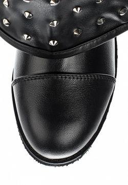 Полусапоги Francesco Milano                                                                                                              черный цвет