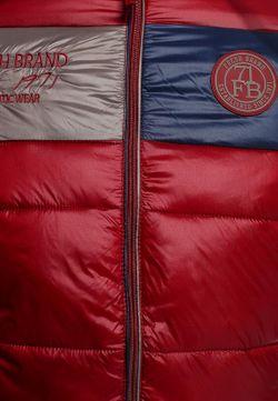 Куртка Утепленная Fresh                                                                                                              красный цвет